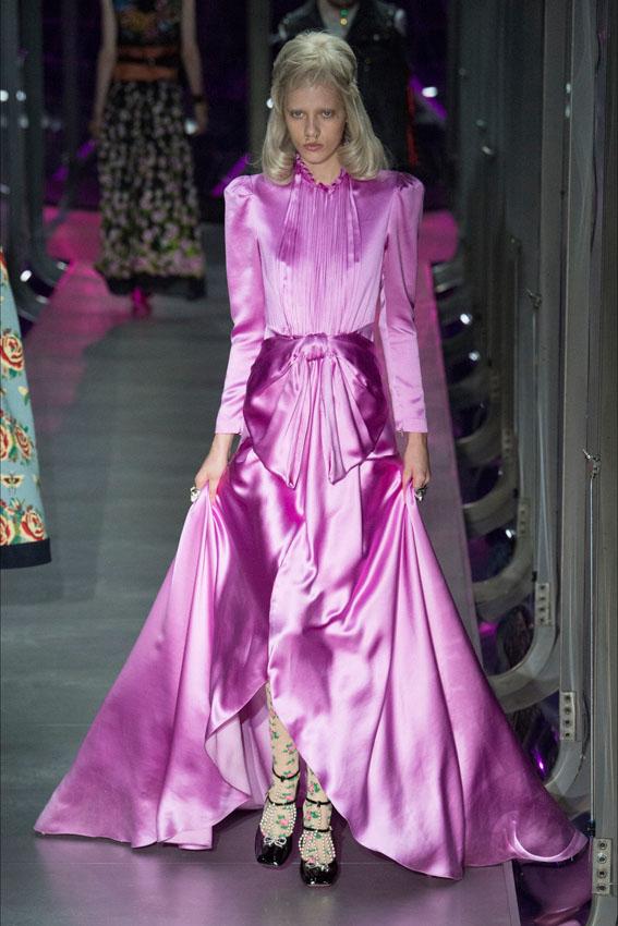 Lujoso Vestidos De Novia Gucci Fotos - Ideas para el Banquete de ...