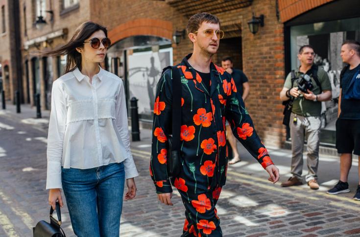 Street Style En London Menswear Hoy Magazine