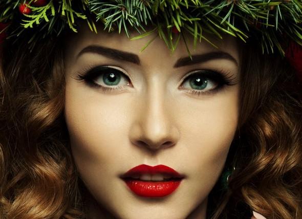 Cenas, eventos, reuniones familiares… ¿Cómo me maquillo durante la Navidad?