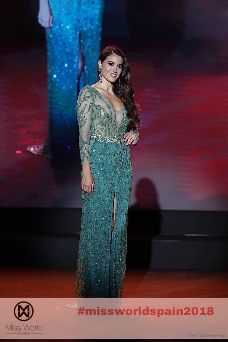 5cf5cd6e6 Los mejores vestidos de la gala de Miss World Spain 2018 - Hoy Magazine