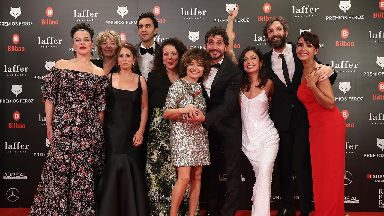 Premios Feroz 2019, el brillante paso de las actrices de