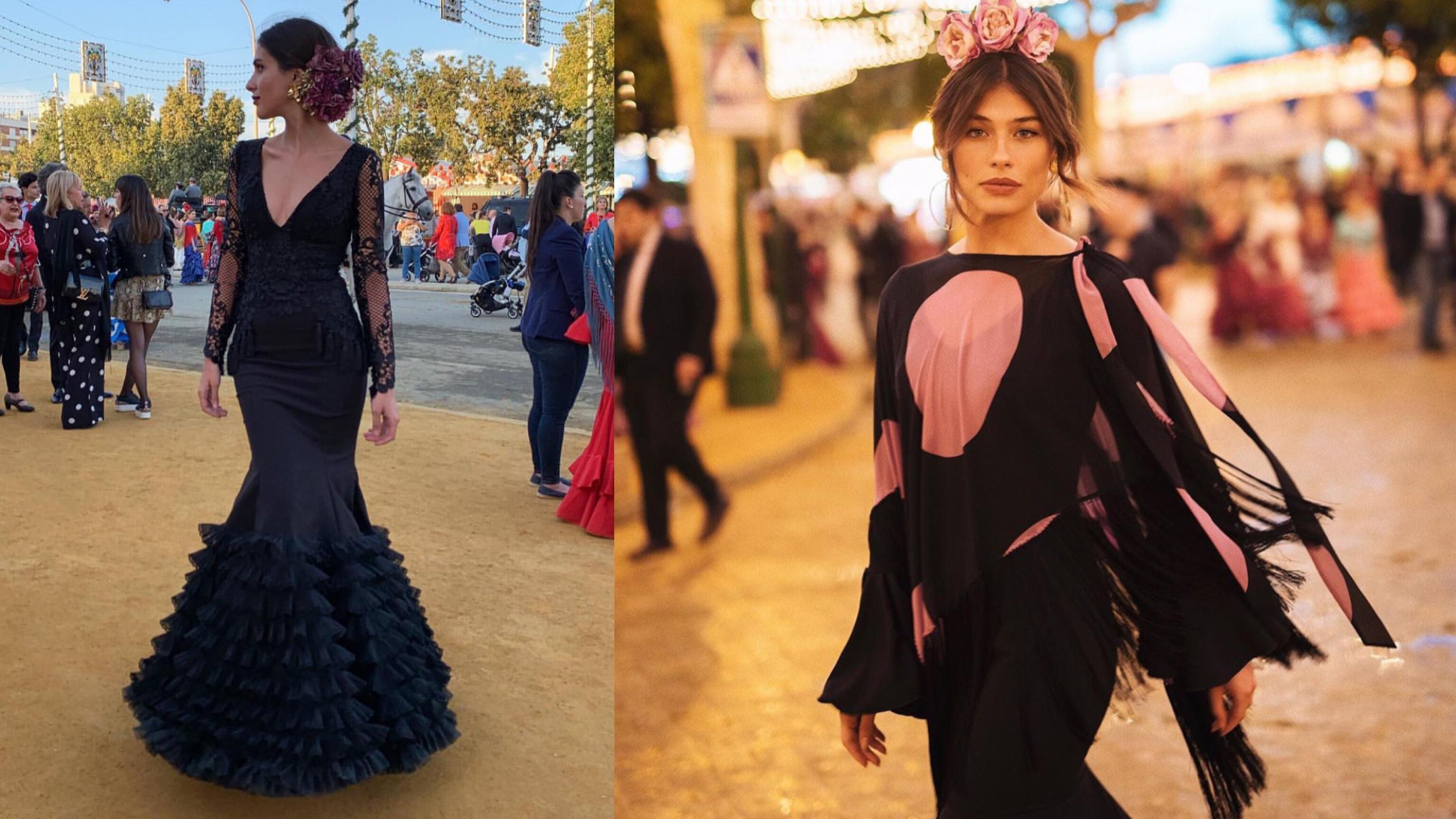 d4b739598 Así visten las influencers en la Feria de Sevilla 2019 - Hoy Magazine