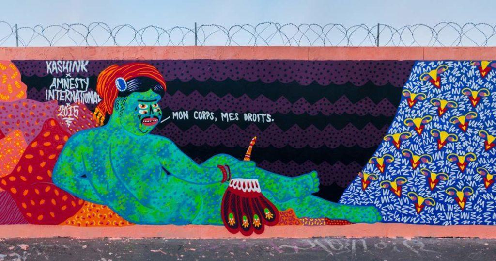 Arte urbano: un paseo virtual por el mejor 'street art' del mundo