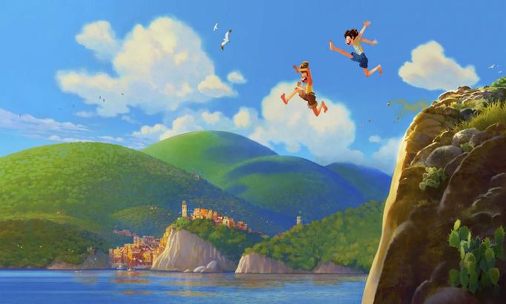 Primera imagen de la película de Disney y Pixar