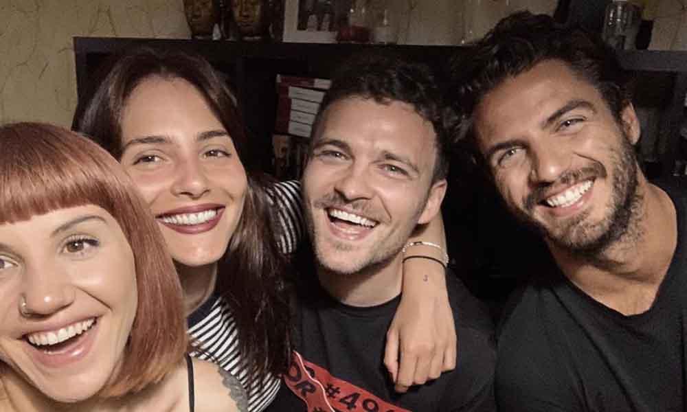 Los primeros actores confirmados posan en la vuelta a la serie