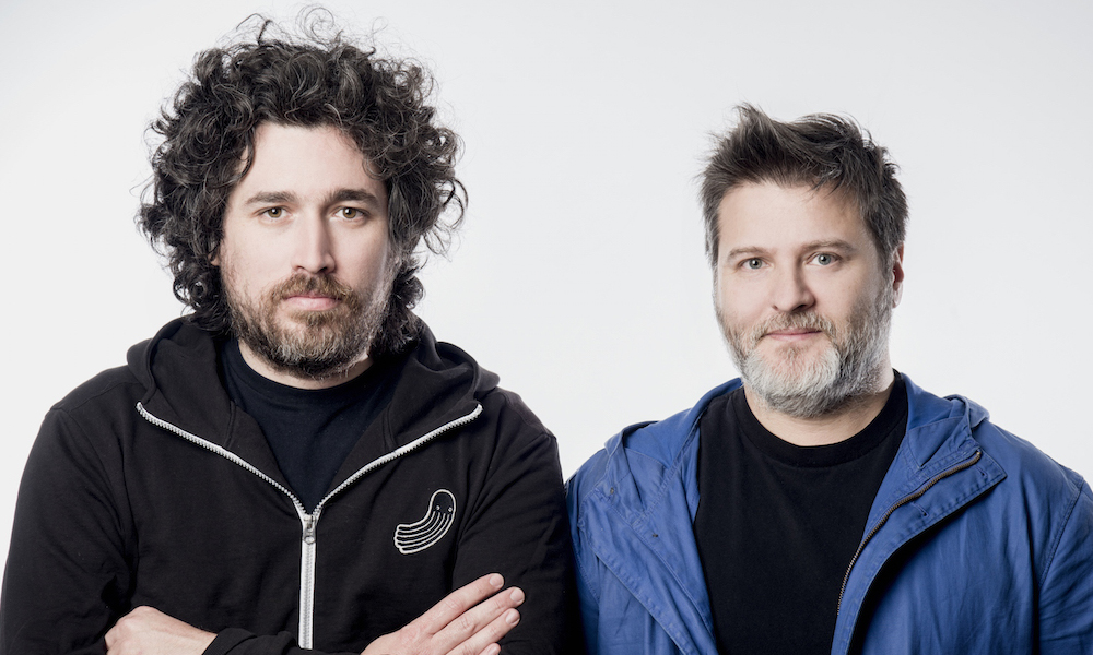 Los directores Mariano Cohn y Gastón Duprat