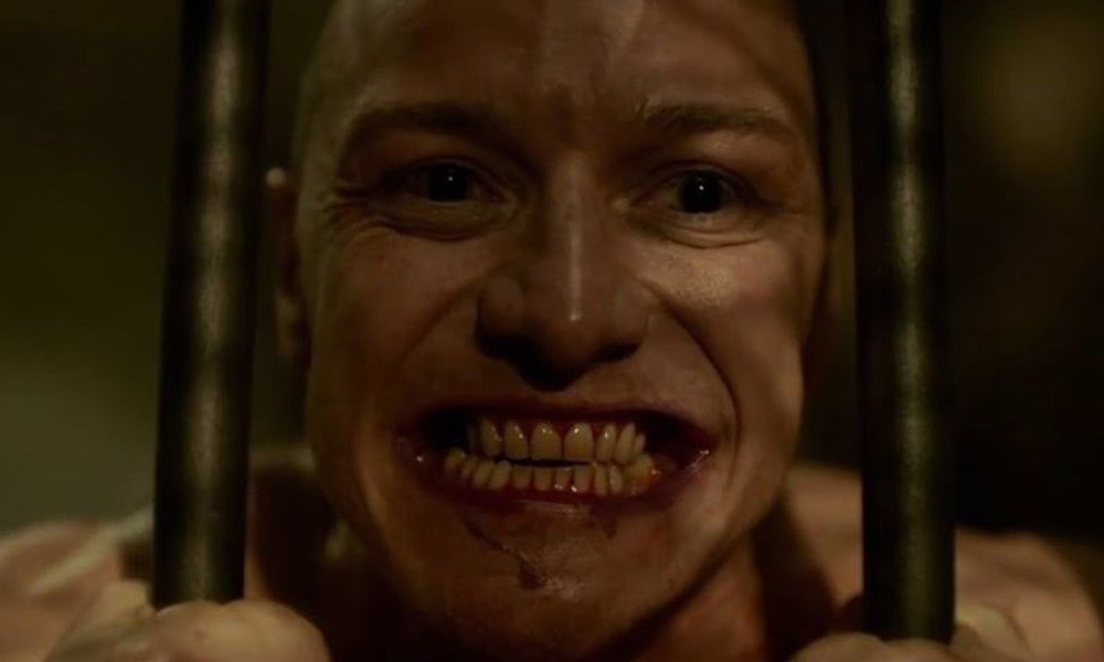 James McAvoy clavando un papel perfecto en Múltiple (2016)