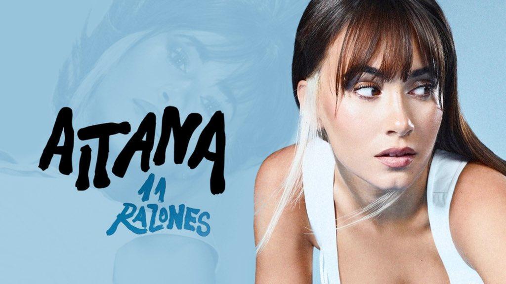 """Las """"11 razones"""" de Aitana"""